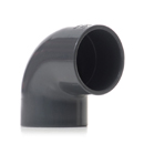 125mm PVC 90 Degree Elbow