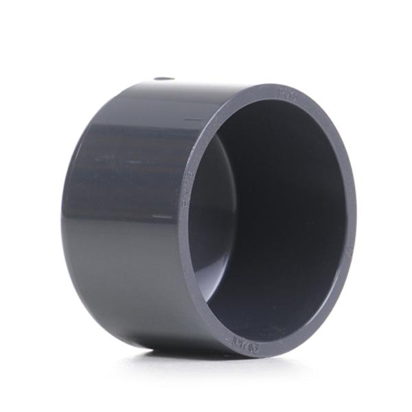 50mm Pvc End Cap Plain 50mm Pvc Fittings Water Technics