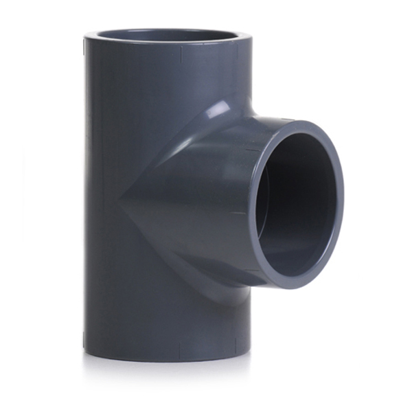 Zoom  sc 1 st  Water Technics & 75mm PVC Tee 75mm PVC Fittings - Water Technics