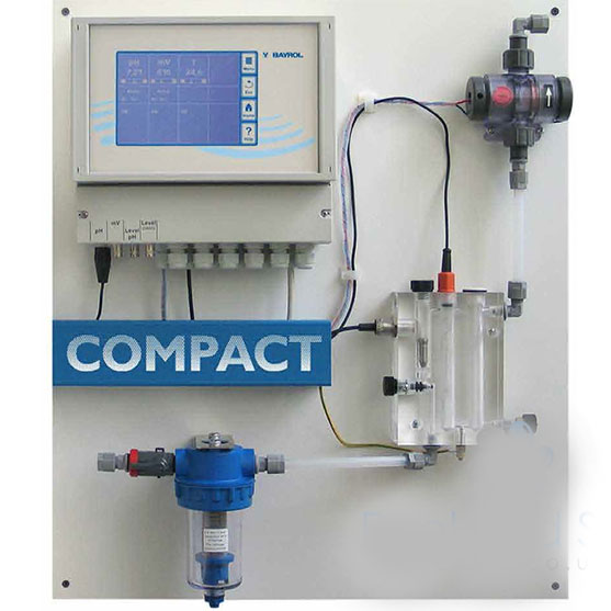 Bayrol pool compact pm4 dosing controller bayrol Swimming pool chemical dosing system