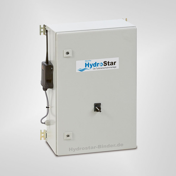 Binder Hydrostar Turbine Counter Current Single Turbine