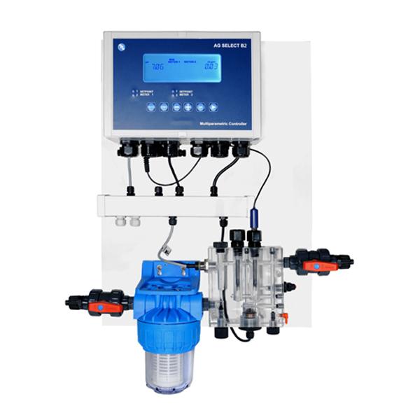 Etatron Ag Select Controller Dosing Etatron Automatic