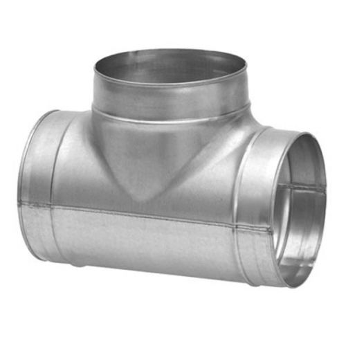 Ductwork - 200mm - 90 Degree Pressed Tee