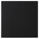Flat Floor Tiles Black 148x148x9mm