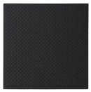 Pinhead Black  148x148x9mm